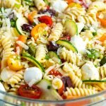 Easiest Way to Prepare Perfect Fettuccine Alfredo with sausage and veggies